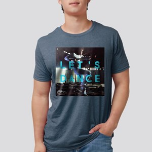 Footloose Let's Dance Mens Tri-blend T-Shirt