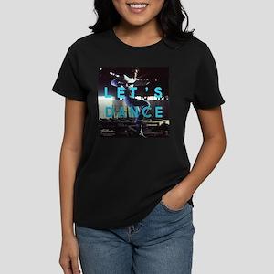 Footloose Let's Dance Women's Dark T-Shirt