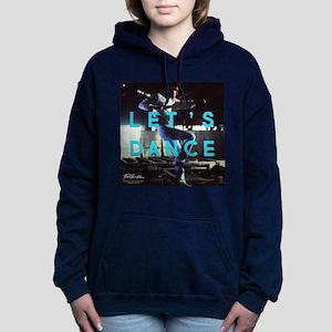 Footloose Let's Dance Women's Hooded Sweatshirt