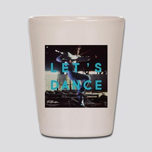 Footloose Let's Dance Shot Glass