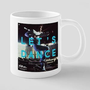 Footloose Let's Dance 20 oz Ceramic Mega Mug