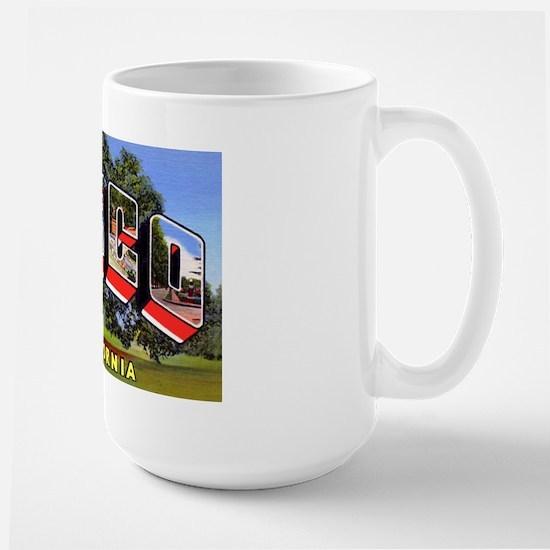 Chico California Greetings Large Mug
