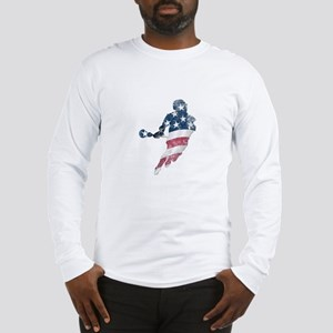 USA Lacrosse Long Sleeve T-Shirt