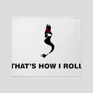 Genie Throw Blanket