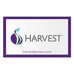 """Harvest"" Sticker (Rectangle)"