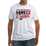 HAWK5X Fitted T-Shirt