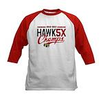 HAWK5X Kids Baseball Jersey