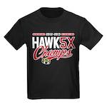 HAWK5X Kids Dark T-Shirt