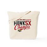 HAWK5X Tote Bag