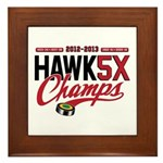 HAWK5X Framed Tile