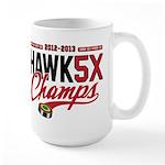 HAWK5X Large Mug