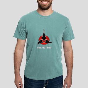 Klingon Symbol Personali Mens Comfort Colors Shirt