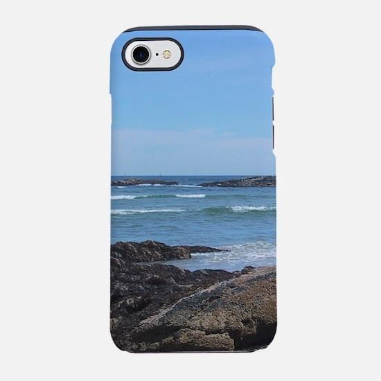 Maine Coastline iPhone 7 Tough Case