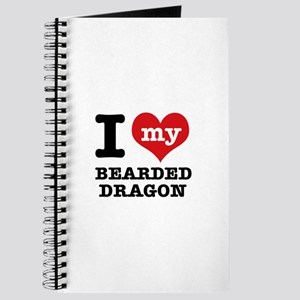 I love my Bearded Dragon Journal