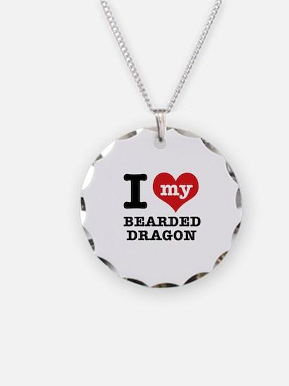 I love my Bearded Dragon Necklace