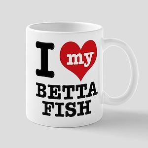 I love my Betta Fish Mug