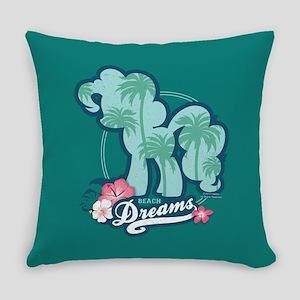 MLP Beach Dreams Everyday Pillow