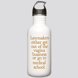 Pro Choice Humor Stainless Water Bottle 1.0L