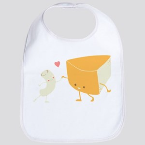 Mac and Cheese Forever Bib