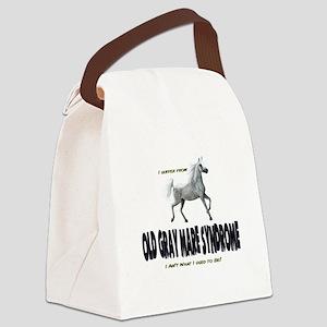 oldgraymaresyndrome Canvas Lunch Bag