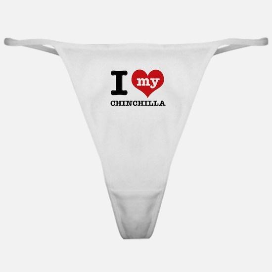 I love my Chinchilla Classic Thong