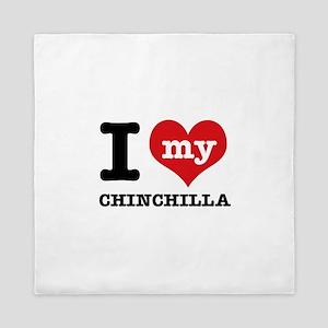 I love my Chinchilla Queen Duvet