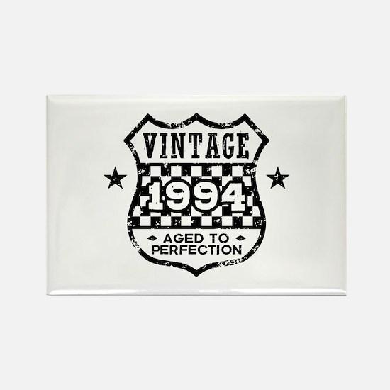 Vintage 1994 Rectangle Magnet