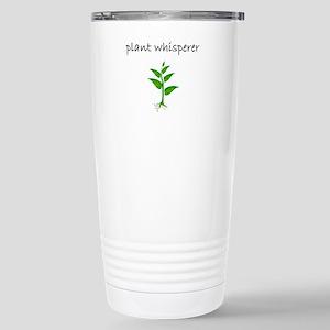 plant whisperer Travel Mug