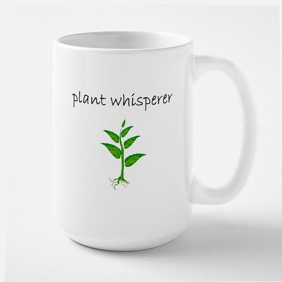 plant whisperer.bmp Mug