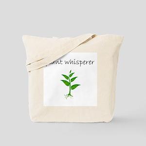 plant whisperer Tote Bag