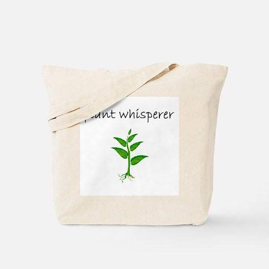 plant whisperer.bmp Tote Bag