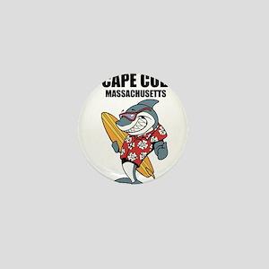 Cape Cod Massachusetts Mini Button