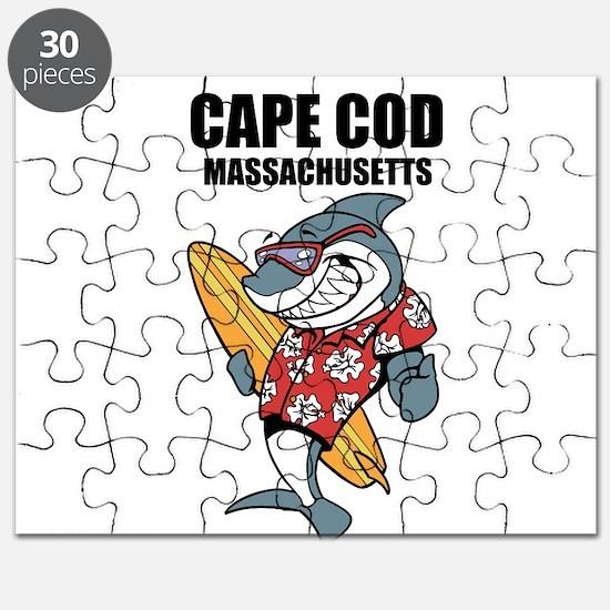 Cape Cod Massachusetts Puzzle