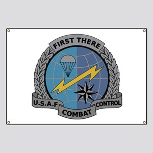 Combat Controller Banner