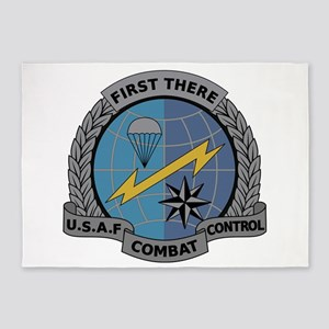 Combat Controller 5'x7'Area Rug