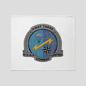 Combat Controller Throw Blanket