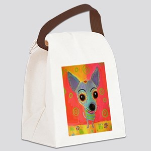 Little Chico Canvas Lunch Bag