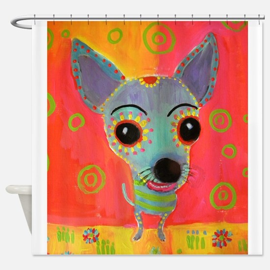 Little Chico Shower Curtain