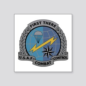 "Combat Controller Square Sticker 3"" x 3"""