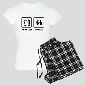 Computer Geek Women's Light Pajamas