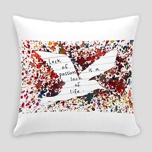 LackOfPassion Everyday Pillow