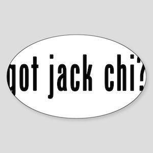 GOT JACK CHI Sticker