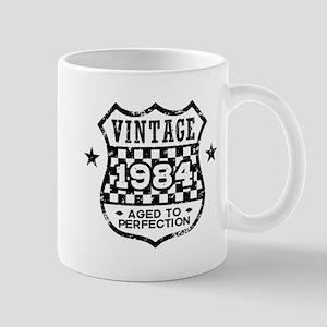 Vintage 1984 Mug