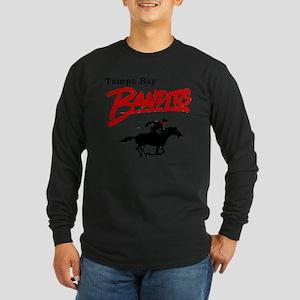 Tampa Bay Bandits Retro Logo Long Sleeve T-Shirt