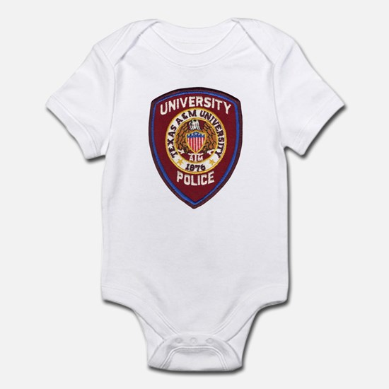 Texas A & M Police Infant Bodysuit