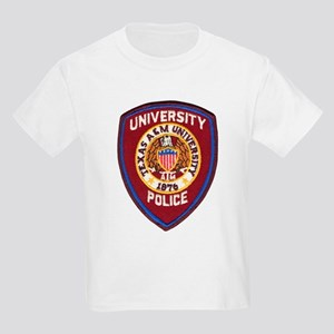 Texas A & M Police Kids T-Shirt