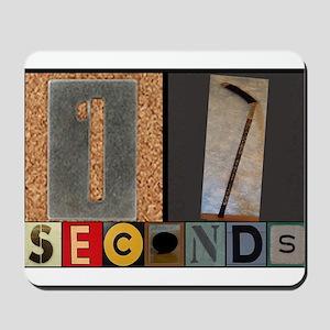 17 Seconds - Goal Mousepad