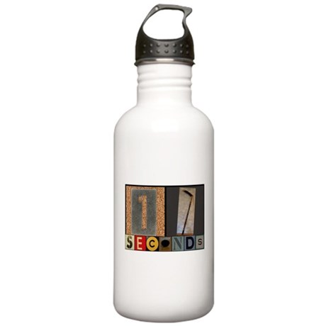 17 Seconds - Goal Stainless Water Bottle 1.0L