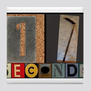 17 Seconds - Goal Tile Coaster