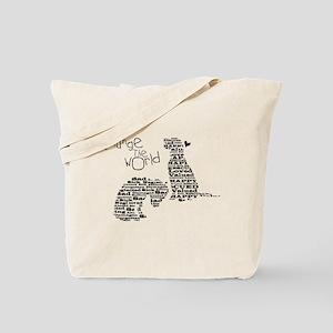 Change the World - Tote Bag